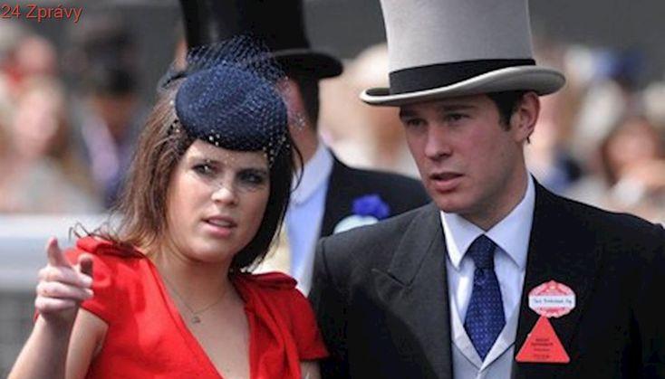 Další královská svatba! Princezna Eugenie si vezme dlouholetého přítele Jacka
