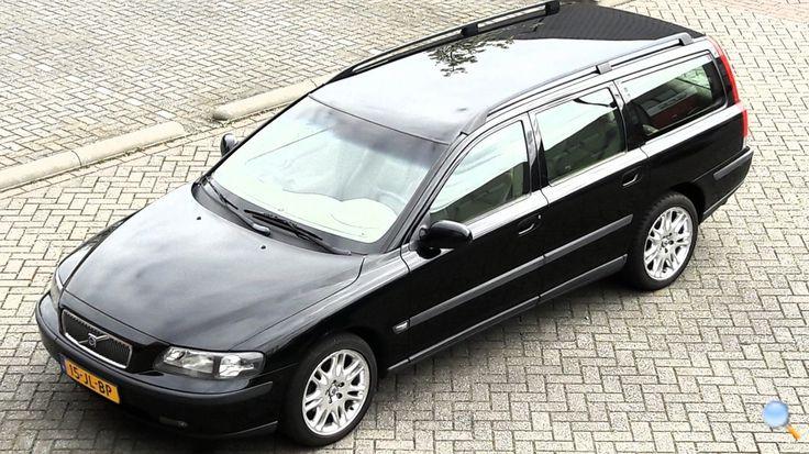 Volvo V70 D5 (2002)