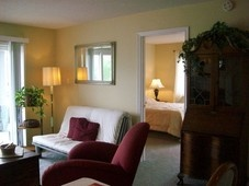 A lovely one bedroom condo with Mountain Springs Resort at the base of Blue Mountain