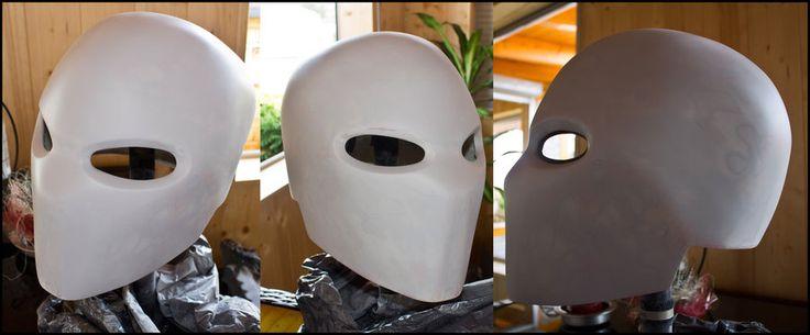 Red Hood Helmet Pepakura File I dont added much primer