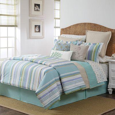 nice teen nautical set in soft ocean colors found at kohls sonoma life purple bedroomsbeach