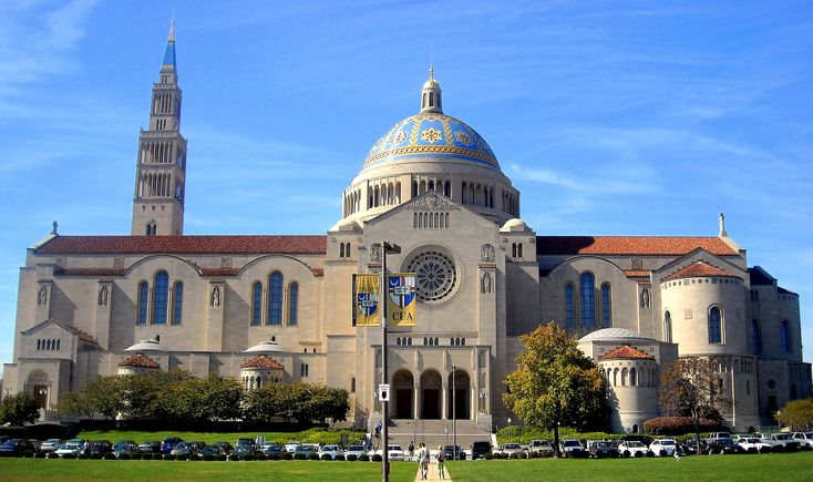 Basilica of the National Shrine of the Immaculate Conception / Washington D.C.