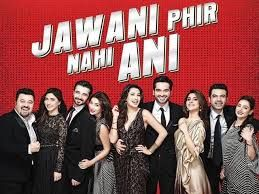 Jawani Phir Nahi Ani (2015) DM - Hamza Ali Abbasi,Ahmed Ali Butt,Vasay Chaudhry,Humayun Saeed