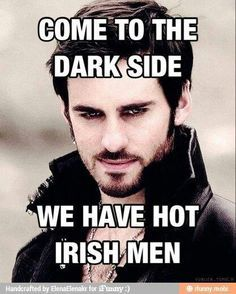 irish men