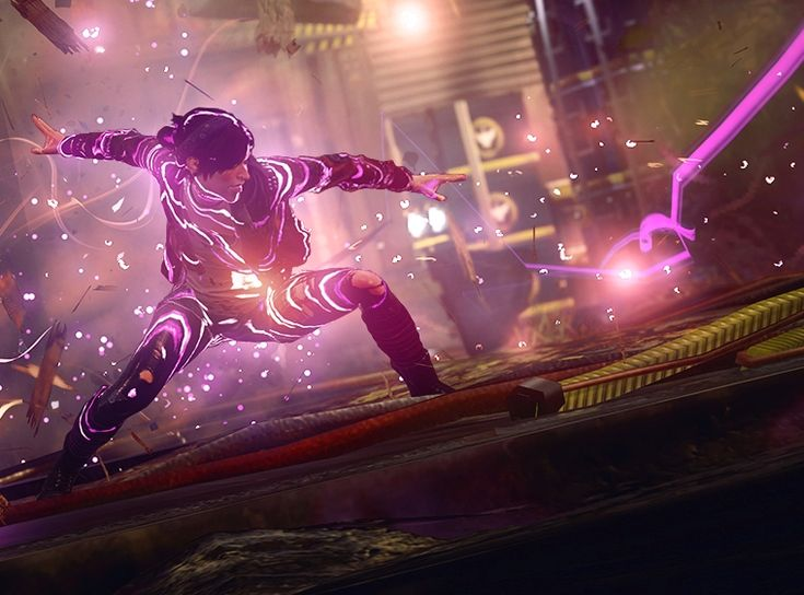 inFamous: First Light – Girl unInterrupted