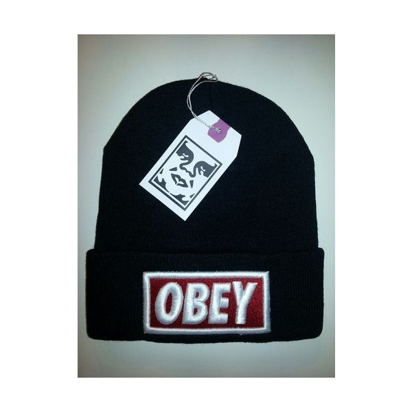 BEANIE OBEY CAP SNAPBACK SWAG Era Tyga Tisa Mitchell Ness YMCMB NEW... ❤ liked on Polyvore