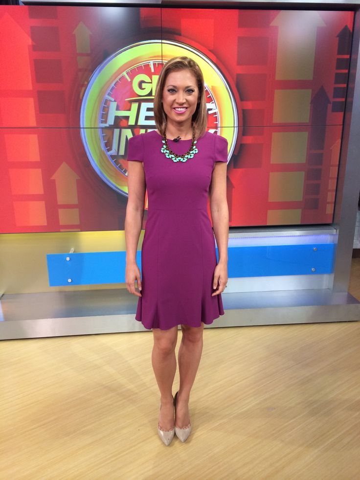 17 Best Images About Ginger Zee Clothing On Pinterest