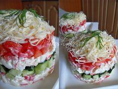 Ну очень вкусно! 10 салатов с помидорами