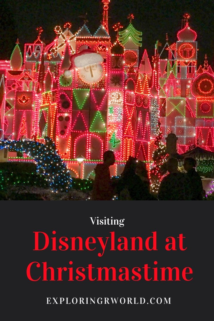 10 tips for visiting disneyland during the holidays exploring our