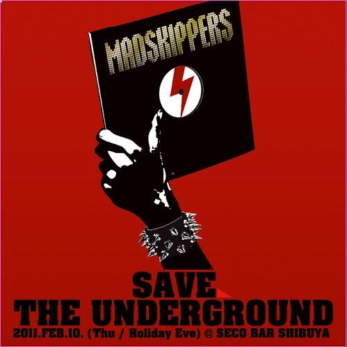 save the underground