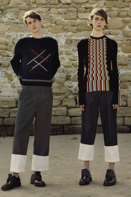 Loewe | Spring 2015 Menswear Collection | Style.com