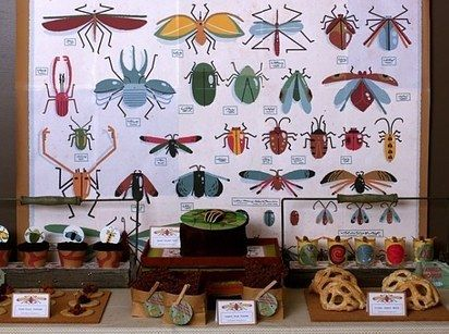 Bugs | 17 Completely Awesome Party Ideas For Kids (Or Adults)