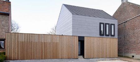 Lage Energieverbouwing van een typisch Vlaamse halfopen bebouwing, AST 77(Foto: AST 77).