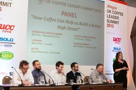 World Coffee Portal - UK Coffee Leader Summit. Find out about the future of your cuppa at the place where everything happens with #coffee