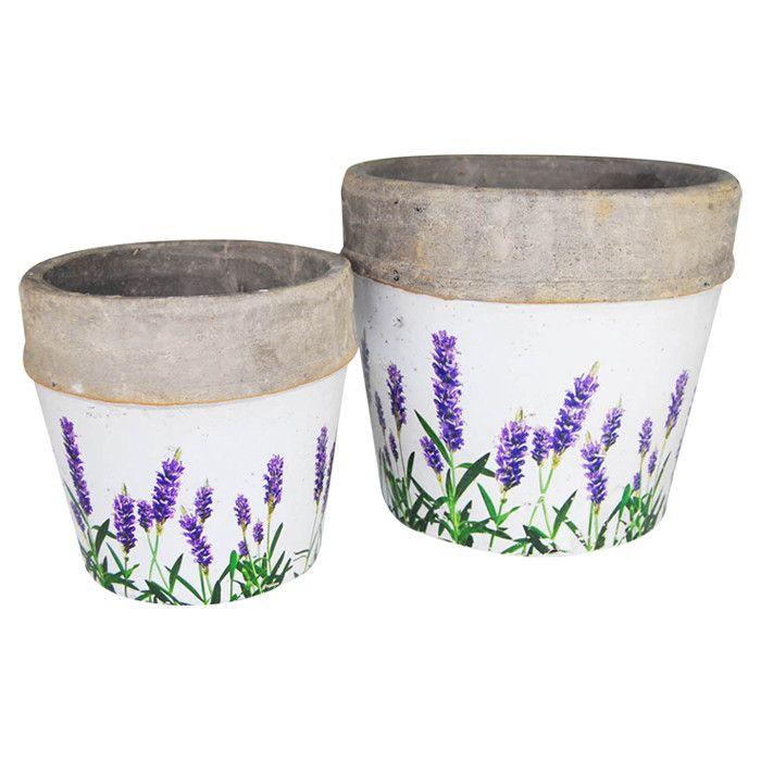 Meadows Flower Pot