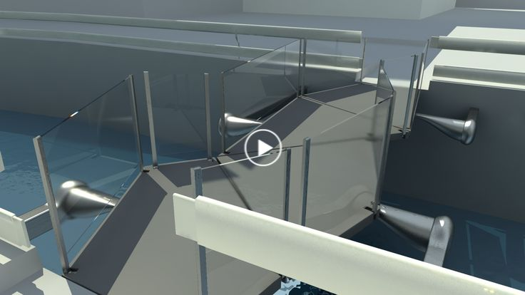 collapsible bridge folding concept amsterdam design video Jan Blaton