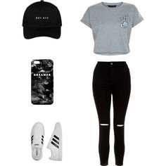 A fashion look from August 2016 featuring New Look t-shirts, New Look jeans and adidas sneakers. Browse and shop related looks. https://twitter.com/gmingsefefmn/status/903139976413495296