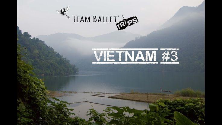 Vietnam #3 Voici notre dernière vidéo du Vietnam...Le parc National de Ba Be. Le Vietnam est un pays magnifique, on y retournera sans nul doute !
