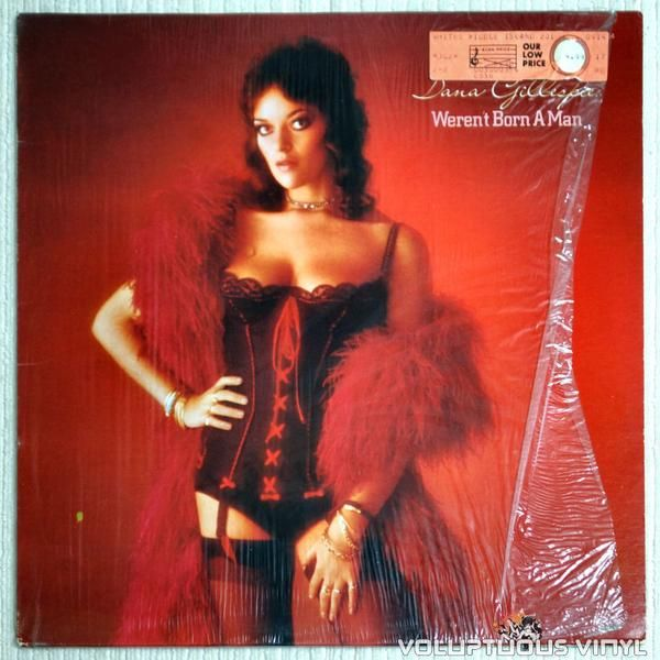Third album from English singer and actress Dana Gillespie.  Contains the song Andy Warhol written by David Bowie.