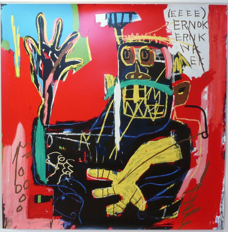 Jean-Michel Basquiat, Ernok