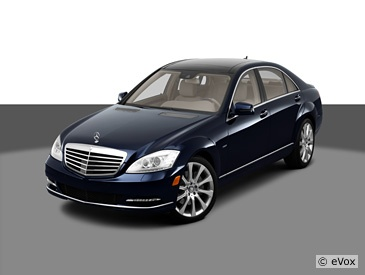 DREAM CAR! Mercedes S550