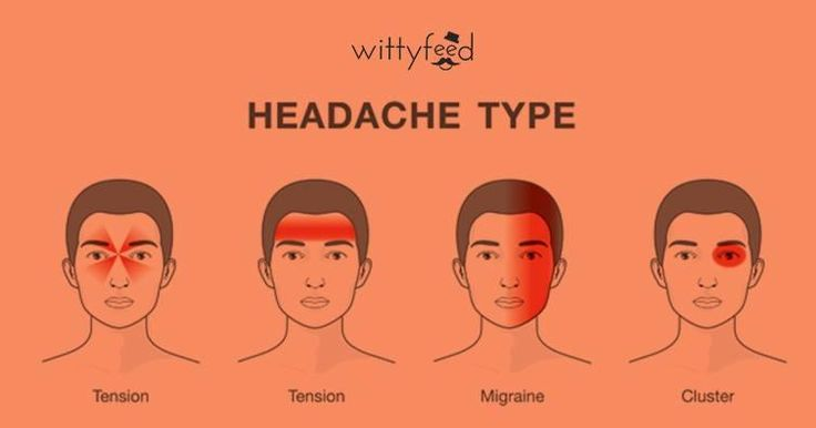 10 Dangerous Headaches And What They Say About Your Health - That indicates a brain aneurysm or a tumor.