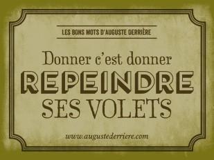 Humour: les jeux de mots d'Auguste Derrière – 44 pictures