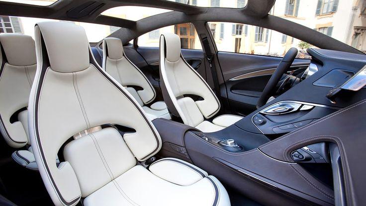 japan concept car mazda shinari interior. Black Bedroom Furniture Sets. Home Design Ideas