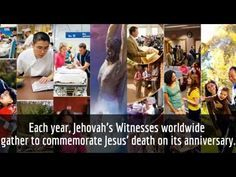 Invitation to the Memorial of Jesus Christ's Death - April 14th 2014 - Jehovah's Witnesses On the night before he surrendered his life, Jesus instructed his faithful followers to remember, or...