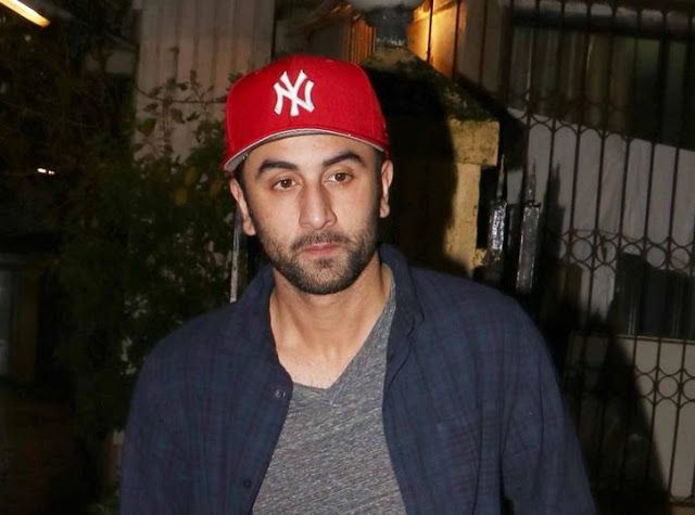 Ranbir Kapoor going to sport same Tattoos that Sanjay Dutt has on his body for his Biopic