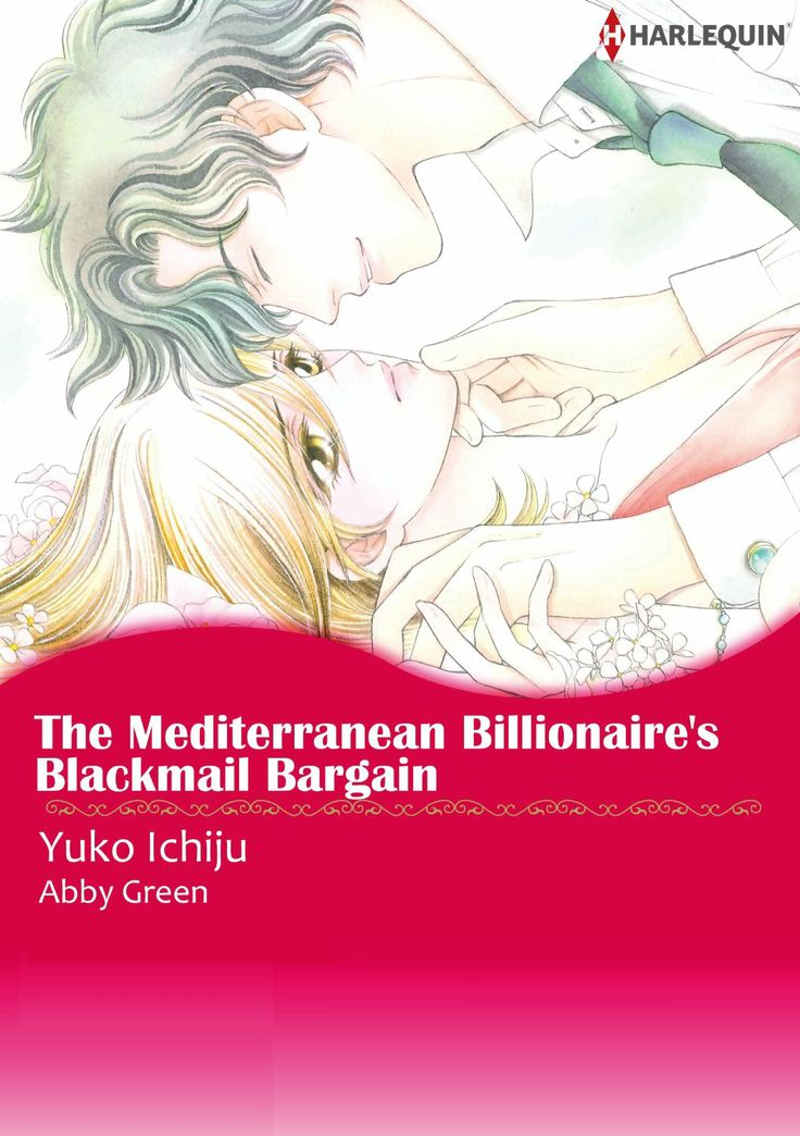 Amazon.com: The Mediterranean Billionaire's Blackmail Bargain (Harlequin comics) eBook: Abby Green, Yuko Ichiju: Kindle Store