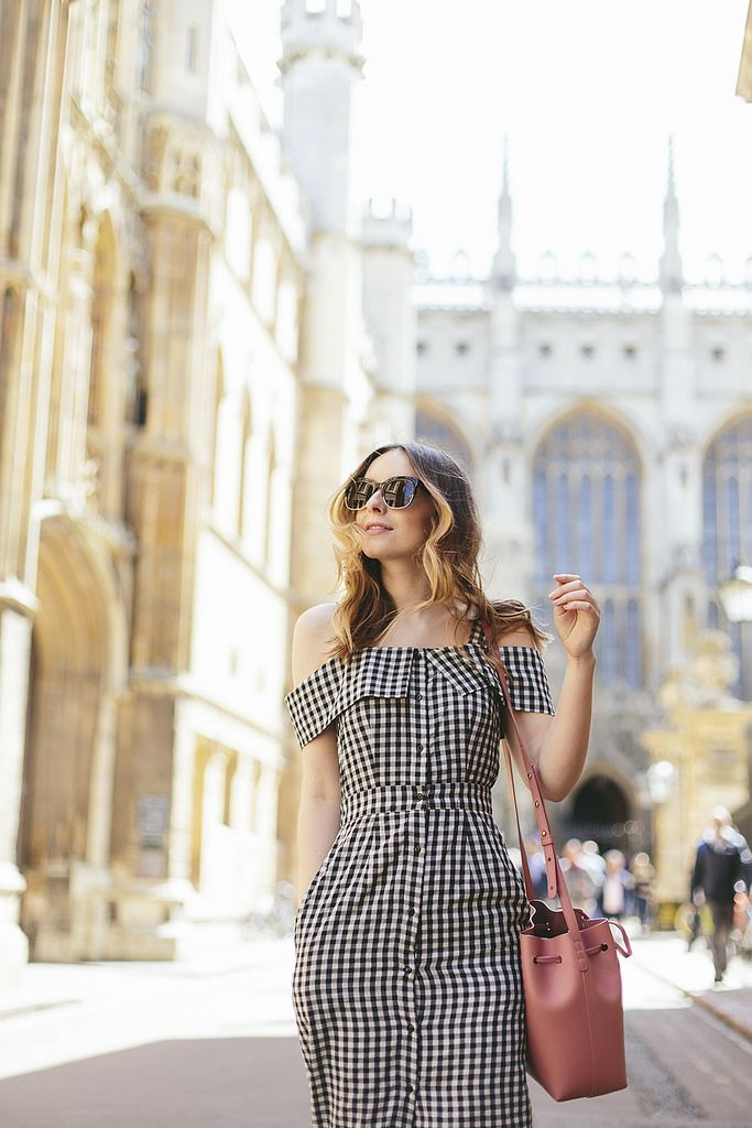The Gingham Midi | What Olivia Did...