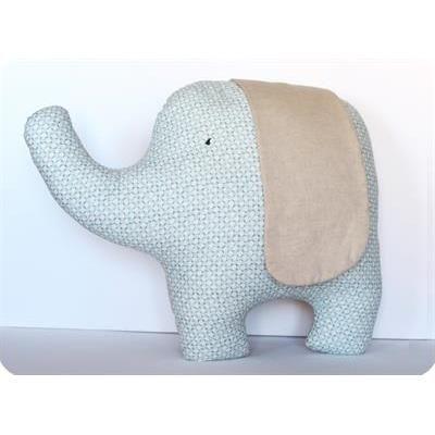 #ilovepitita | #tipitoo #decoracioninfantil > #textil > #cojin #elefante