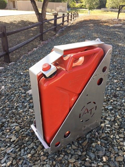 AT Can Holder - CARB style - Adventure Trailers Store