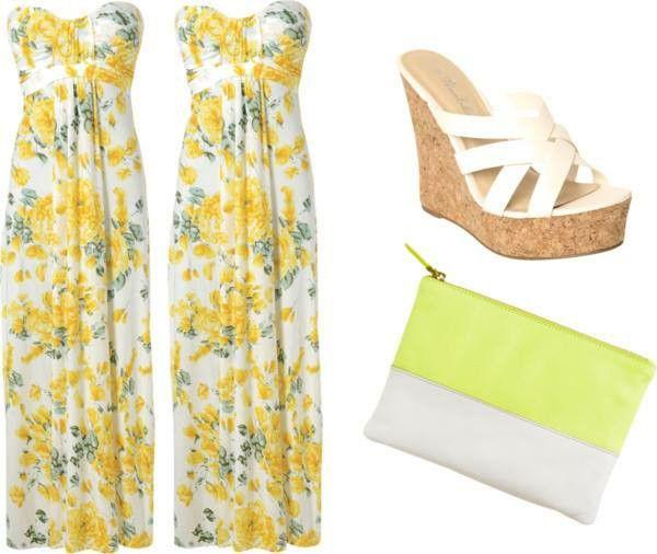 Floral dress verano summer