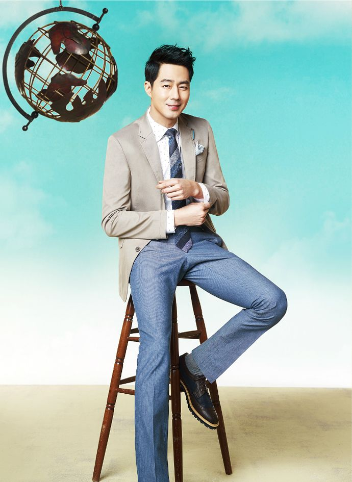 Jo In Sung & Lee Yo Won For PARKLAND's & PRELIN's S/S 2015 Ad Campaign | Couch Kimchi