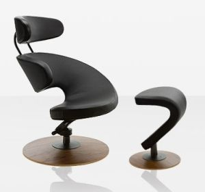 This is a great and cool chair. By varier what earlyier on was named stokke.