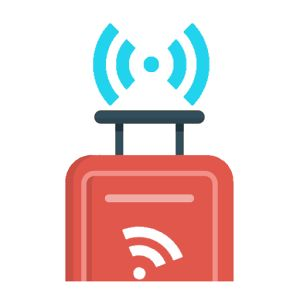 ANDROID: An android app to alert when the luggage is near you. Using Beacon technology, it can automatically detect and alert the user.