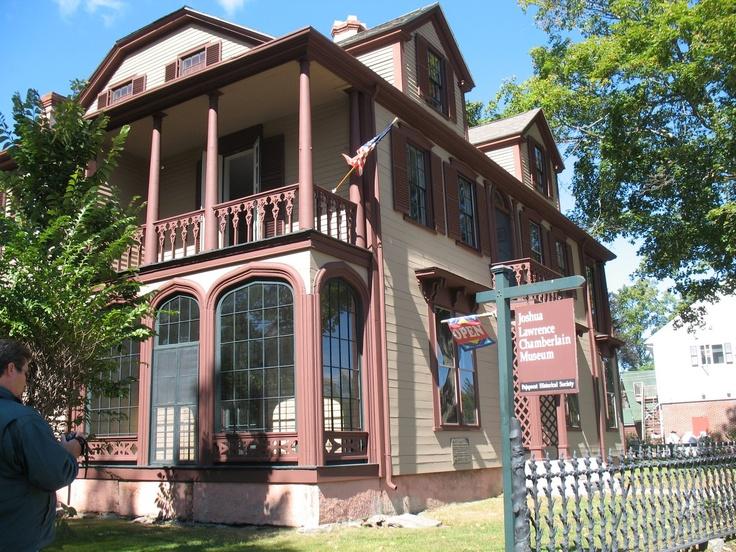 General Joshua Chamberlain House NH