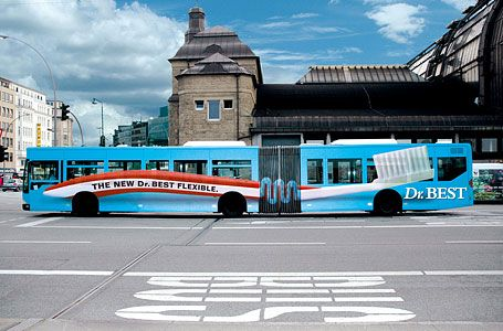 30 Clever and Creative Bus Ads   DeMilked
