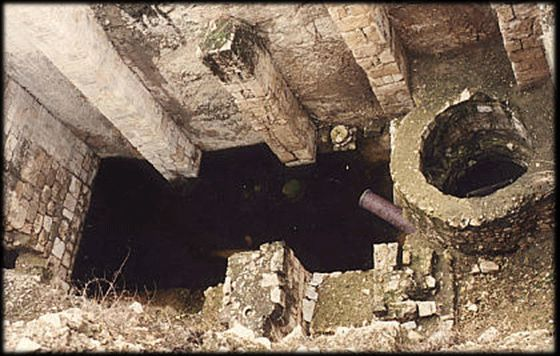 Apostle John provides the details of the Pool of Bethesda, a place where people would go for healing.  Recently the Pool of Bethesda was discovered.  It lies around 40 feet below the ground and there are 5 colonnaded porches just as John described.