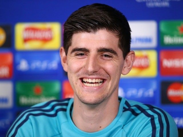 Thibaut Courtois: 'No added incentive to beat Manchester United'