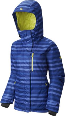 Mountain Hardwear Barnsie Insulated Jacket - Women's - REI Garage