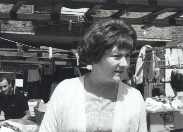 Portrait Of Queenie (1964), Lorenza Mazzetti