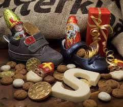Pakjesavond is the night of five December, where the Dutch children receive their presents from Sinterklaas, supposedly. In the weeks between the arrival of Sinterklaas and five December, children can put their shoe in front of the fireplace, which will then be filled with candy.