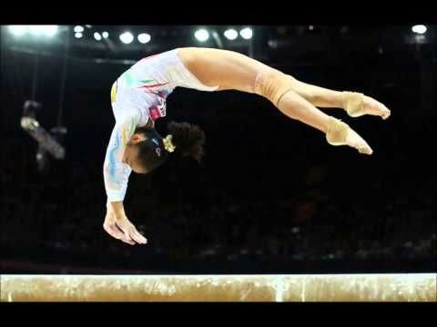 Gymnastics Floor Music - Timber - YouTube