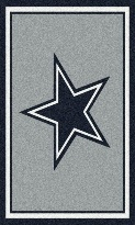 Colorful Rugs NFL Dallas Cowboys Team Spirit Rug from selectrugs cowboys dallas