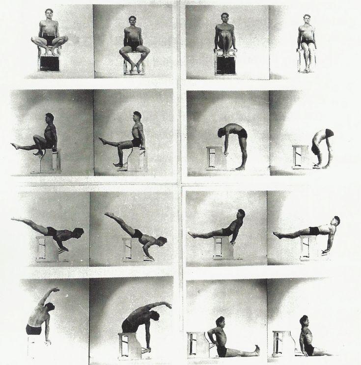 25 Best Ideas About Pilates Chair On Pinterest: 25+ Best Ideas About Joseph Pilates On Pinterest
