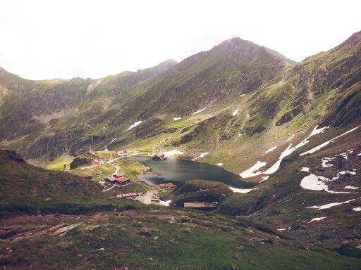 Balea Lac, Fagaras Mountains, Romania