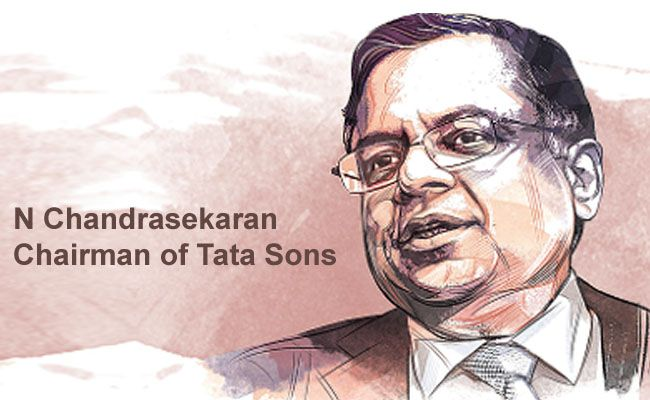 The board of directors of Tata Sons, at its meeting has unanimously appointed N Chandrasekaran as executive chairman, Tata Sons.